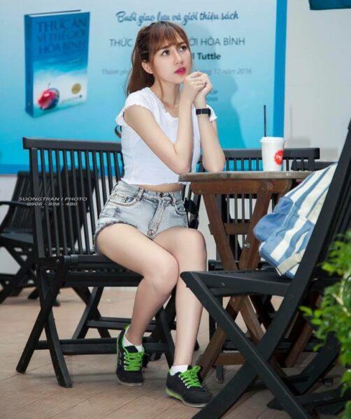 ảnh hot girl Facebook Việt Nam (8)