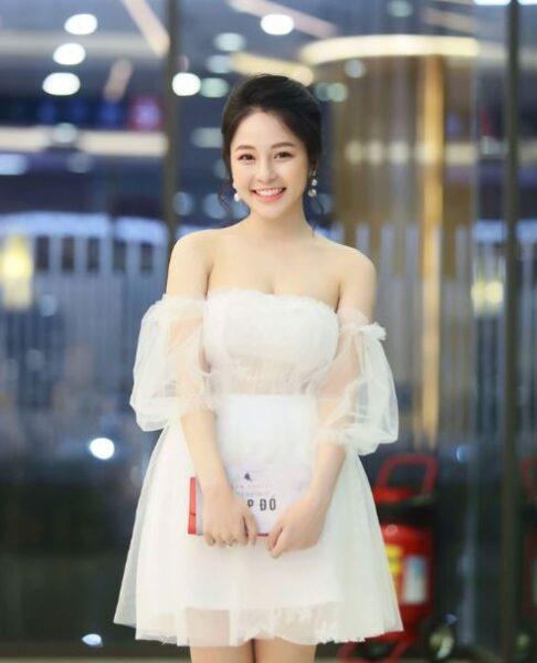ảnh hot girl Trâm Anh xinh đẹp