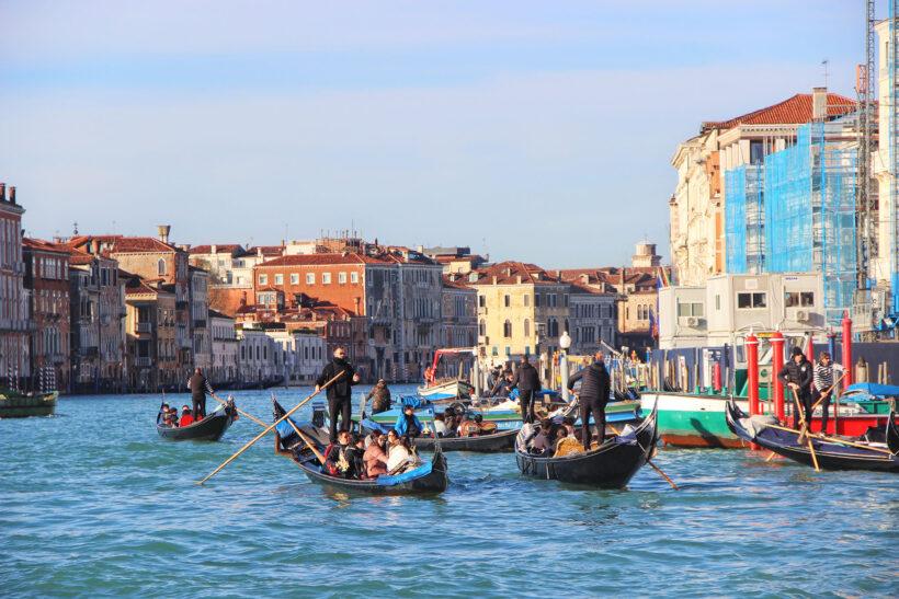 Hình ảnh đẹp cuộc sống tại thành phố Venice