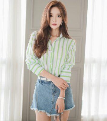 Hình ảnh gái xinh Hàn Quốc cute nhất (12)