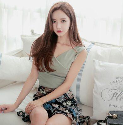 Hình ảnh gái xinh Hàn Quốc cute nhất (14)