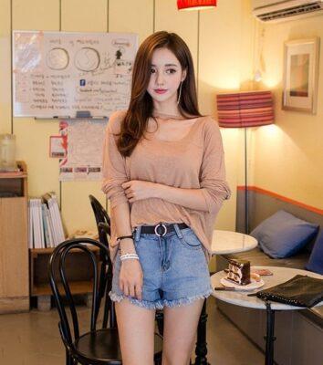Hình ảnh gái xinh Hàn Quốc cute nhất (15)
