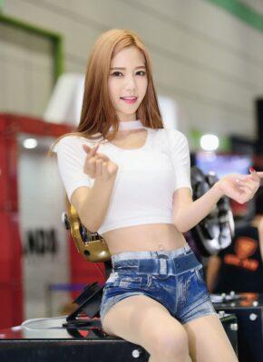 Hình ảnh gái xinh Hàn Quốc cute nhất (21)