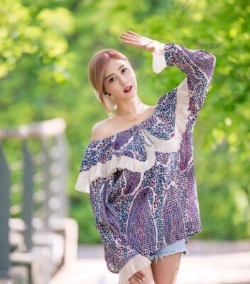 Hình ảnh gái xinh Hàn Quốc cute nhất (31)
