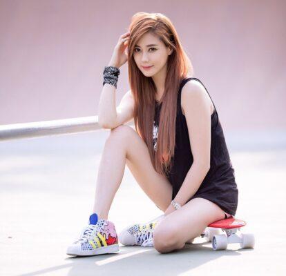 Hình ảnh gái xinh Hàn Quốc cute nhất (32)