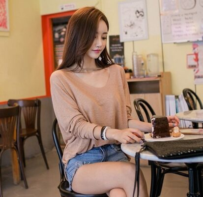 Hình ảnh gái xinh Hàn Quốc cute nhất (8)