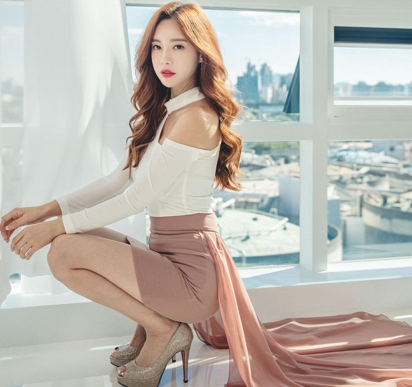 Hình ảnh hot girl hàn quốc xinh đẹp dễ thương (11)
