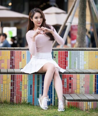 Hình ảnh hot girl hàn quốc xinh đẹp dễ thương (4)