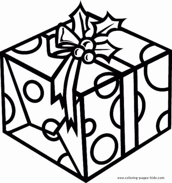 Hình tập tô màu hộp quà cho bé (5)