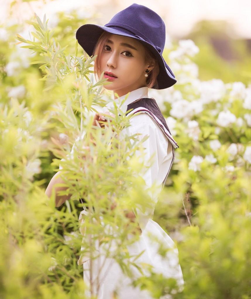 Ngắm ảnh gái Hàn xinh đẹp (1)