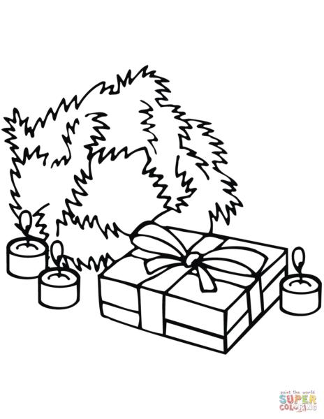 Tổng hợp tranh tô màu hộp quà đẹp cho bé (4)