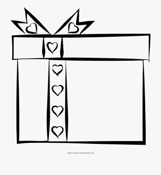 Tổng hợp tranh tô màu hộp quà đẹp cho bé (8)