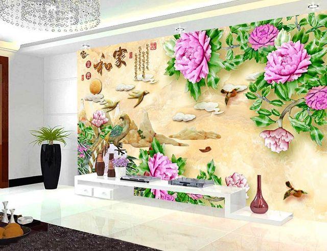 tranh tường phong thủy đẹp