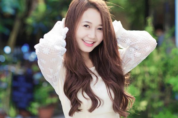 Xem ảnh hot girl Việt Nam xinh nhất (1)