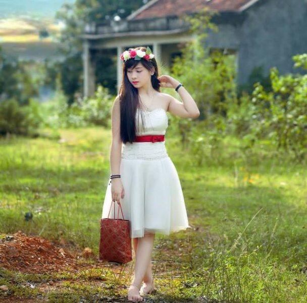 Xem ảnh hot girl Việt Nam xinh nhất (2)