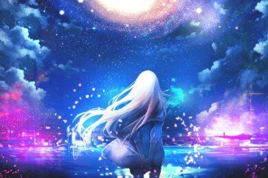 Ảnh Anime Galaxy hiếm