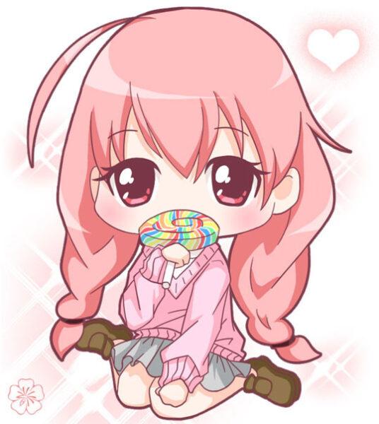 ảnh avatar chibi cute