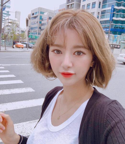 ảnh gái đẹp tóc ngắn