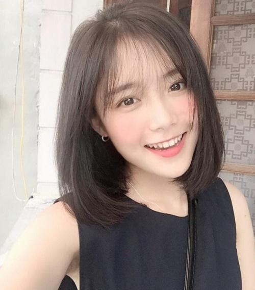 ảnh gái xinh gái đẹp tóc ngắn