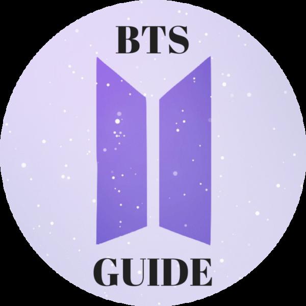 ảnh logo bts cho fan army