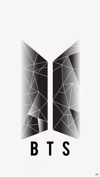 ảnh logo BTS cũ của nhóm nhạc