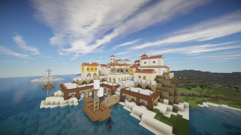 ảnh minecraft 3d đẹp