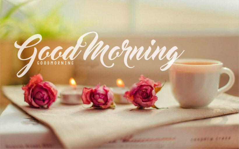 ảnh nền good morning đẹp