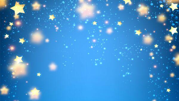 ảnh nền ngôi sao may mắn