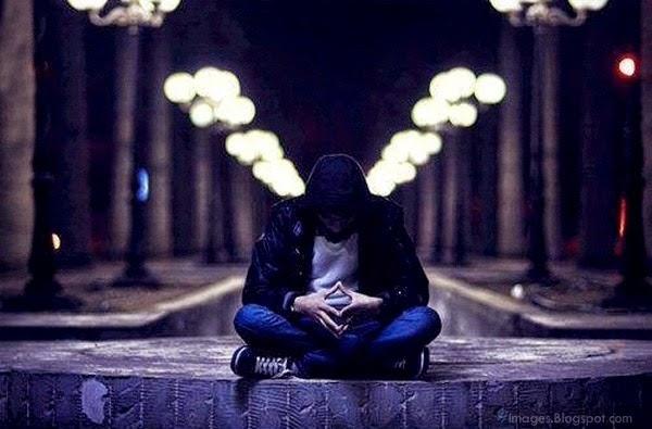 avatar nam buồn một mình