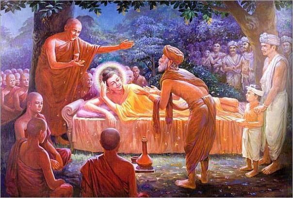 Bộ ảnh Phật Thích Ca Mô Ni từ khi đản sinh đến niết bàn (37)
