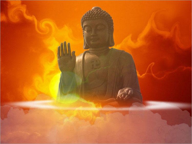 Bộ ảnh Phật Thích Ca Mô Ni từ khi đản sinh đến niết bàn (39)