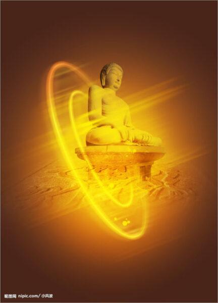 Bộ ảnh Phật Thích Ca Mô Ni từ khi đản sinh đến niết bàn (40)