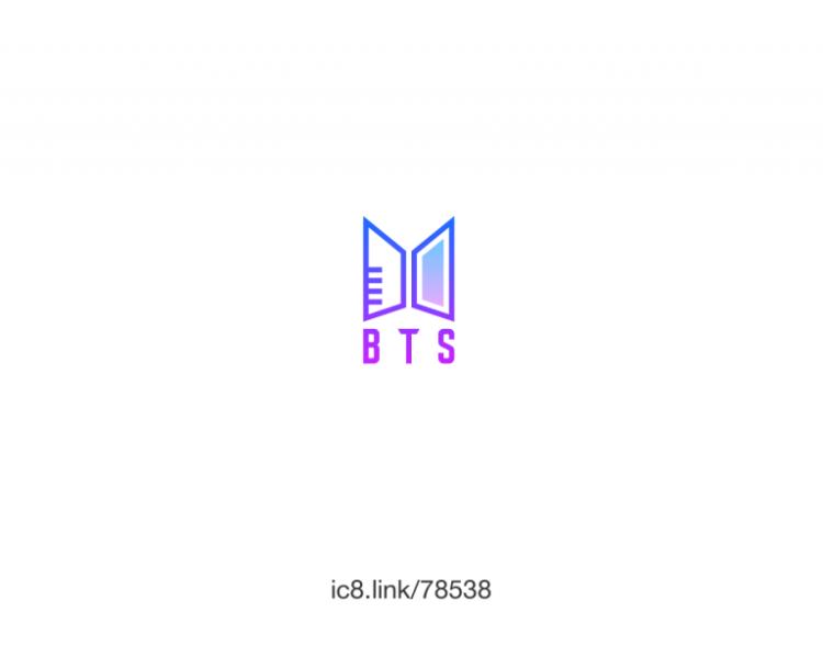 Các mẫu ảnh logo bts đẹp (5)