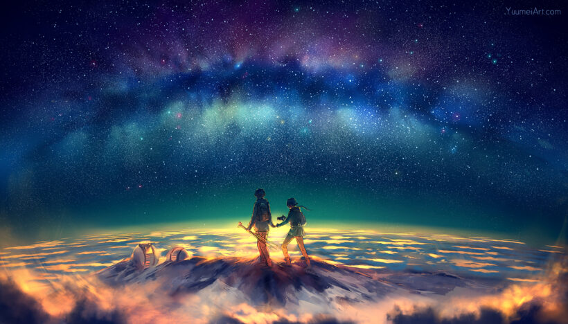 hình ảnh anime galaxy đẹp nhất (37)