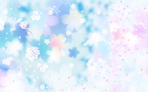 hình ảnh background hoa đào nở cực kỳ đẹp