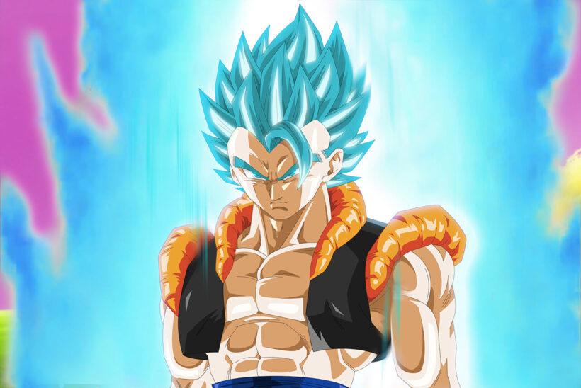 Hình ảnh Cadic tóc xanh khi hóa siêu xay-day