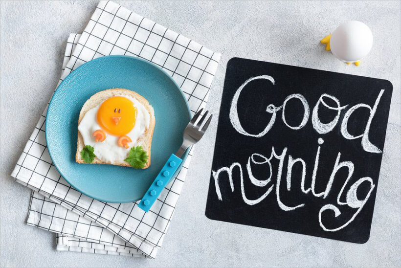 hình ảnh chào ngày mới và buổi sáng tốt lành