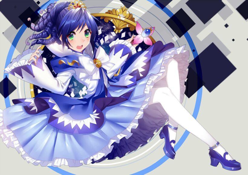 hình ảnh công chúa anime đẹp nhất (1)
