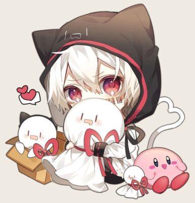 hình ảnh cute anime