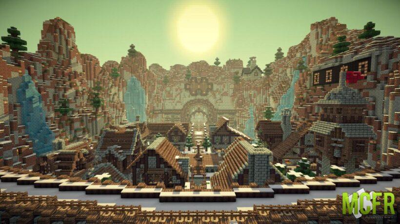 hình ảnh đẹp Minecraft