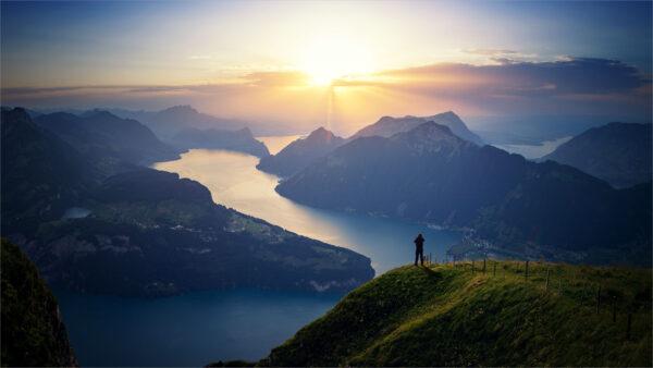 hình ảnh nền máy tính 4k phong cảnh thiên nhiên