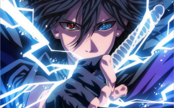 Hình ảnh nền Sasuke cực đẹp ngầu