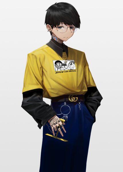 hình ảnh nobita chất ngầu nhất
