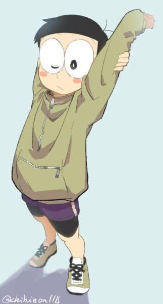 hình ảnh nobita cute