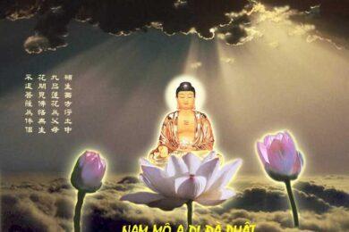 Hình ảnh Phật A Di Đà
