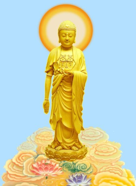 Hình ảnh Phật A Di Đà đẹp nhất (10)