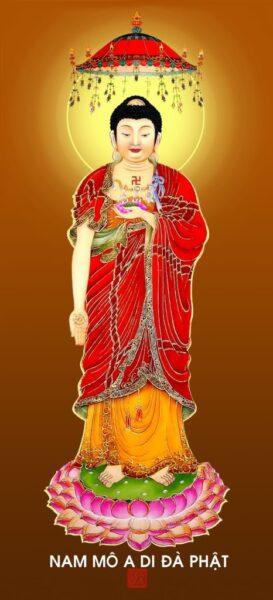 Hình ảnh Phật A Di Đà đẹp nhất (12)