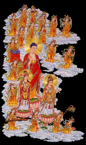 Hình ảnh Phật A Di Đà đẹp nhất (14)