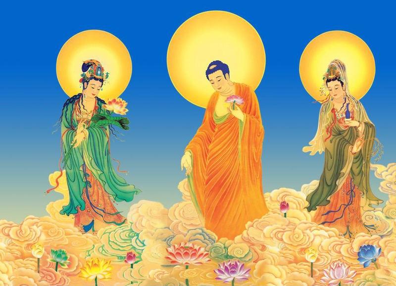 Hình ảnh Phật A Di Đà đẹp nhất (15)