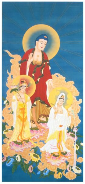 Hình ảnh Phật A Di Đà đẹp nhất (16)